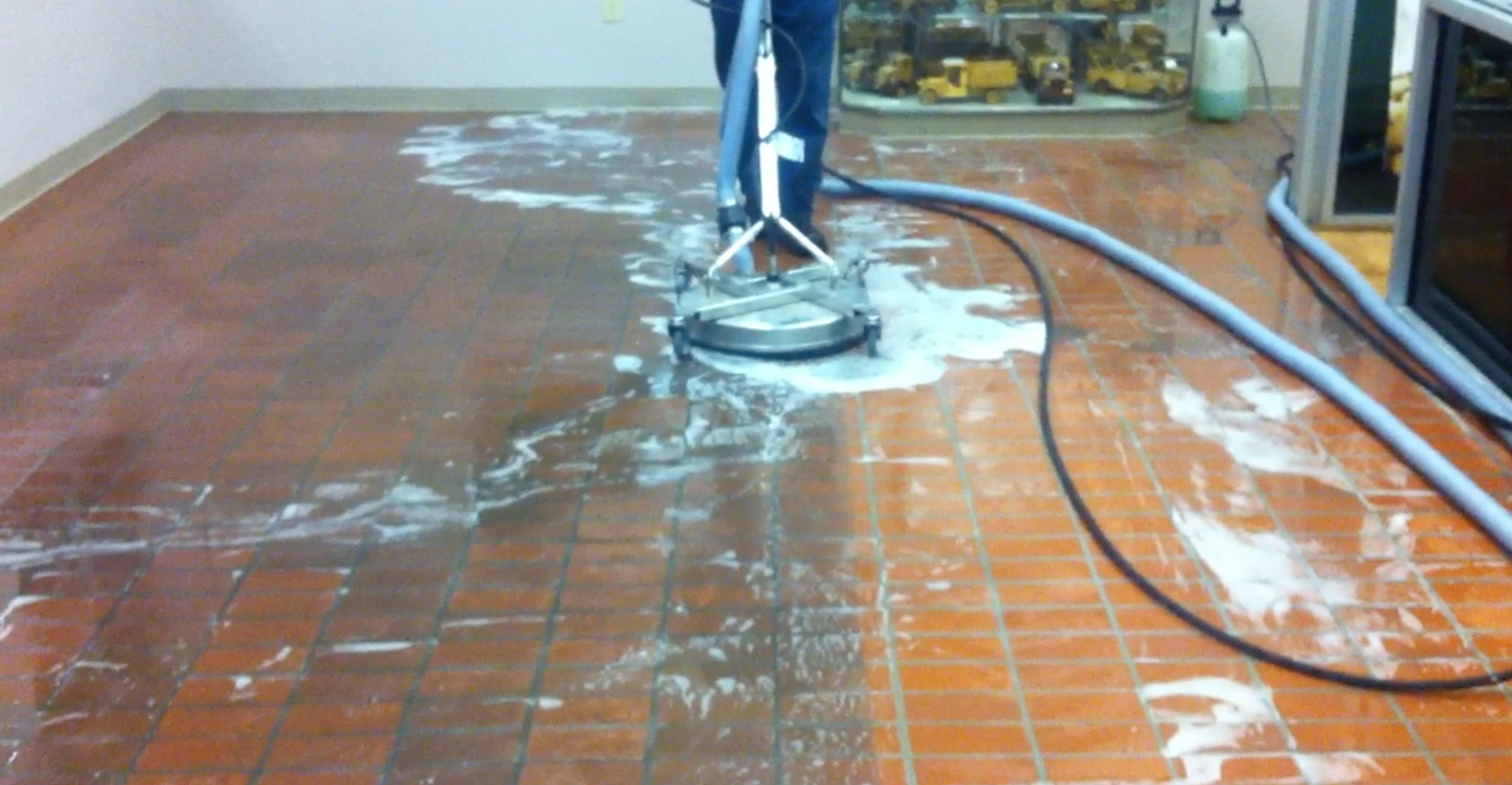 Commercial Tile And Grout Cleaning Machine Design Ideas